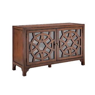 Alaniz 2 Door Accent Cabinet by World Menagerie