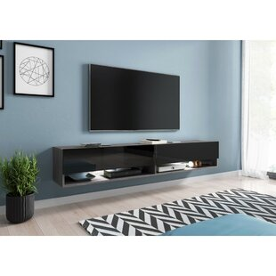 Review TV Stand For TVs Pineda Up To 88