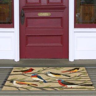 Aldie Birds Doormat by Darby Home Co