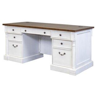 Chmura Solid Wood Executive Desk