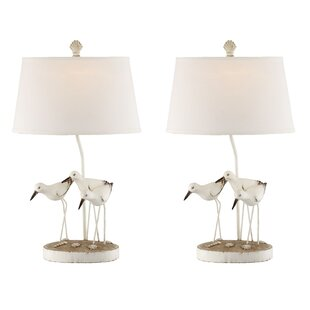 Margaux Trio Shore Birds 29 Table Lamp (Set of 2)