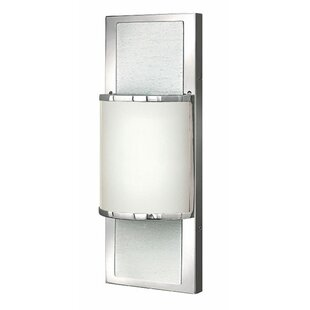 Mira 1-Light Bath Sconce by Hi..