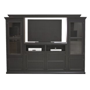 World Menagerie Didier Country Birchwood TV Stand