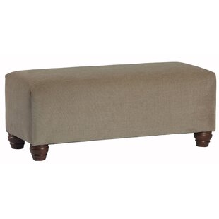 Richmond Upholstered Bench by Leffler Home
