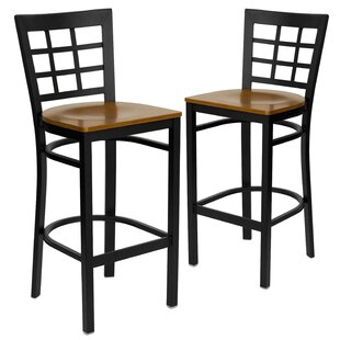 Chafin 29 Bar Stool (Set of 2) Winston Porter