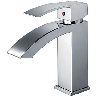 Whitehaus Collection Jem Bathroom Faucet with Pop-Up Waste