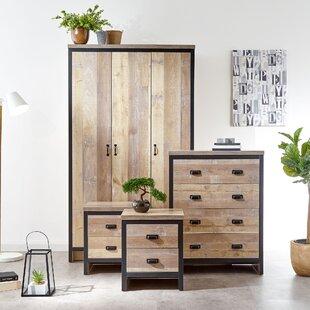 Mallon 4 Piece Bedroom Set By Mercury Row