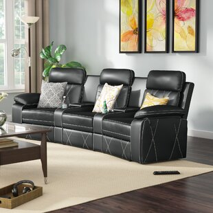Leather Home Theater Recli..