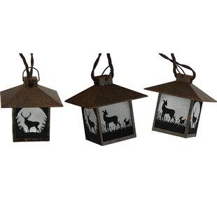 Millwood Pines Bateman Deer Novelty String Light