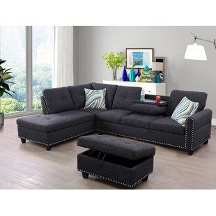 Rico Sectional with Ottoman