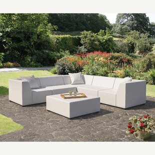 Amsterdam 3 Piece Sectional Set with Cushions