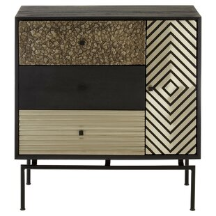 Stgermain 3 Drawer Combi Chest By Bloomsbury Market