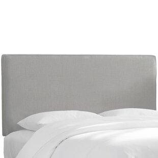 Affordable Catie Upholstered Panel Headboard by Wayfair Custom Upholstery™