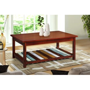 Best Reviews Durso Coffee Table By Charlton Home