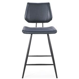 Oklee Metal Counter Height Bar Stool by Williston Forge