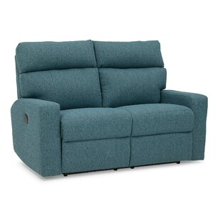 Top Oakwood Reclining Loveseat By Palliser Furniture