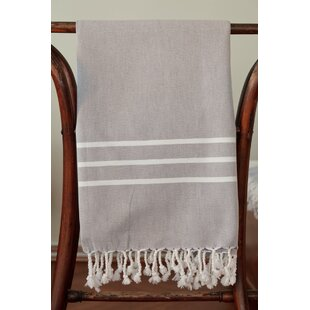 Burns 100% Cotton Bath Towel