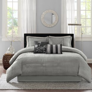 Davion 7 Piece Comforter Set by Langley Street