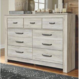 Polegate 7 Drawer Dresser