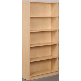 Library Starter Single Face Standard Bookcase by Stevens ID Systems Best #1