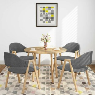 Hardison 5 Piece Dining Set by George Oliver