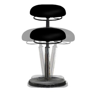 Nate Executive Plus Hi Rise Adjustable Office Stool