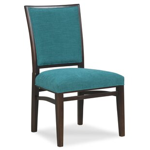 Plymouth Upholstered Dining Chair by Fairfield Chair Best #1