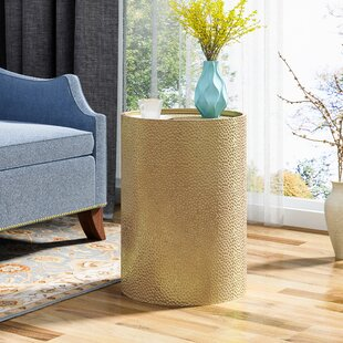 Edgerton End Table by World Menagerie New Design