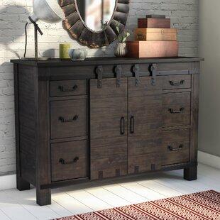 Karyn 6 Drawer Combo Dresser by Birch Lane™ Heritage