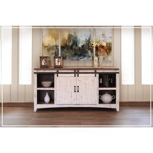 Bergeronnes 2 Sliding Central Door Sideboard