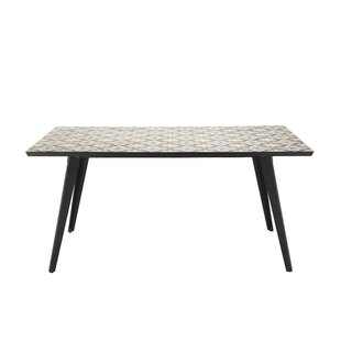 Karley Cement Tile Dining Table By Corrigan Studio
