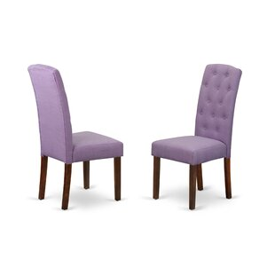 Dance Upholstered Dining Chair (Set of 2)
