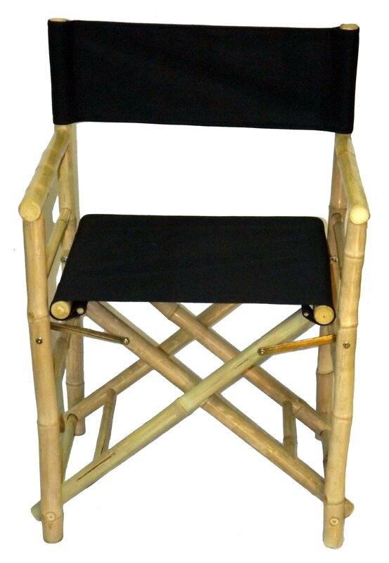 Bamboo54 Folding Director's Chair