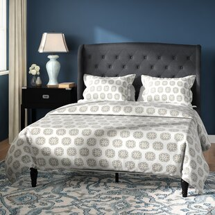Best Price Nilah Upholstered Platform Bed by Darby Home Co Reviews (2019) & Buyer's Guide