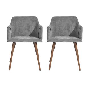 Aiana Upholstered Dining Chair (Set Of 2) By Corrigan Studio