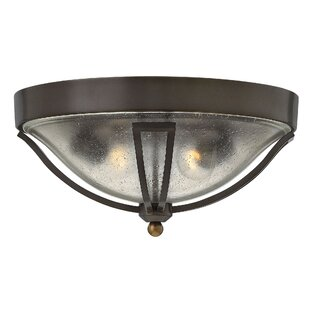 Hinkley Lighting Bolla 2-Light Flush Mount