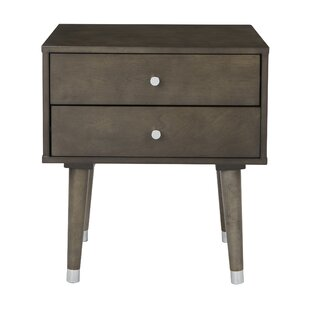 Yearby 2 Drawer End Table by G..