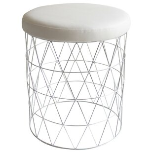 Buying Yamada Modern Round Accent Stool By Mercury Row