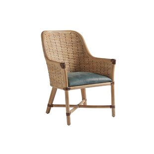 Los Altos Keeling Woven Dining Chair by T..