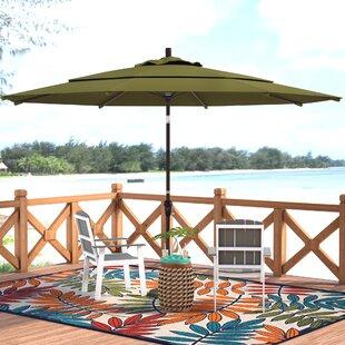 Mullaney 11' Market Umbrella by Beachcrest Home