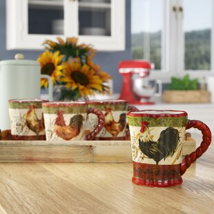Julianne Mug Set (Set of 4)