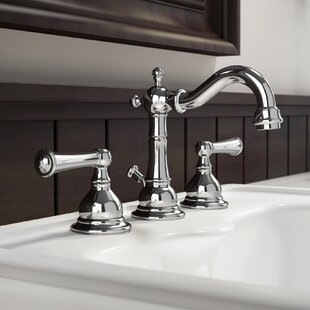 Jacuzzi® Barrea Lavatory Widespread Bathroom Faucet with Drain Assembly