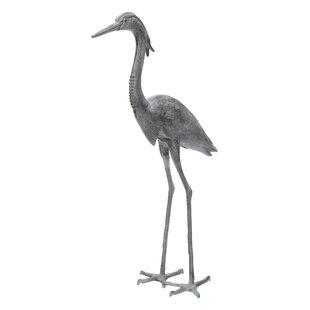 Great Heron Statue