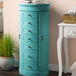 Order Robbinston Wood Jewelry Armoire ByRosecliff Heights