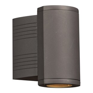 Ebern Designs Lodd 1-Light Outdoor Sconce