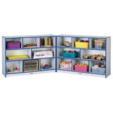 10 19 Compartments Folding Classroom Shelves You Ll Love In 2021 Wayfair