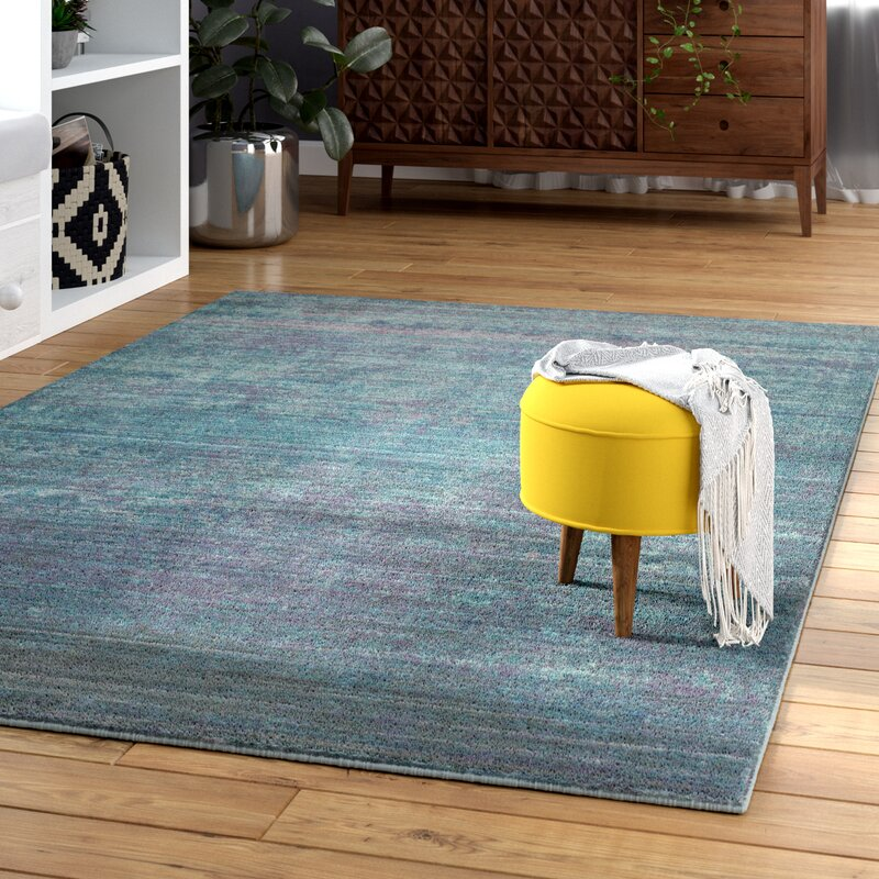 Purple Turquoise Rag Rug: Mistana Doline Turquoise/Purple Area Rug & Reviews