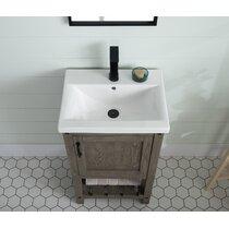 Rustic Bathroom Vanities You Ll Love In 2021 Wayfair