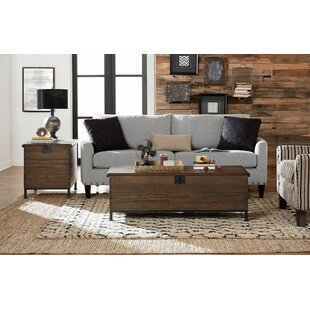 Evie 2 Piece Coffee Table Set