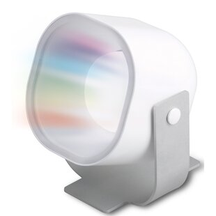 Test Rite Products Corp IDual Lilac Portable 1 Light Mini Projector Light